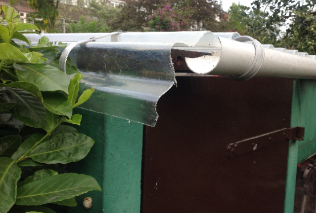 Dakbedekking Schuur Vervangen : Dakbedekking schuur vervangen in stappen