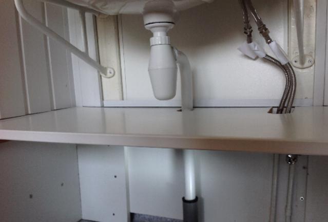 Fabulous Sifon of waterafvoer vervangen in 10 stappen AC24